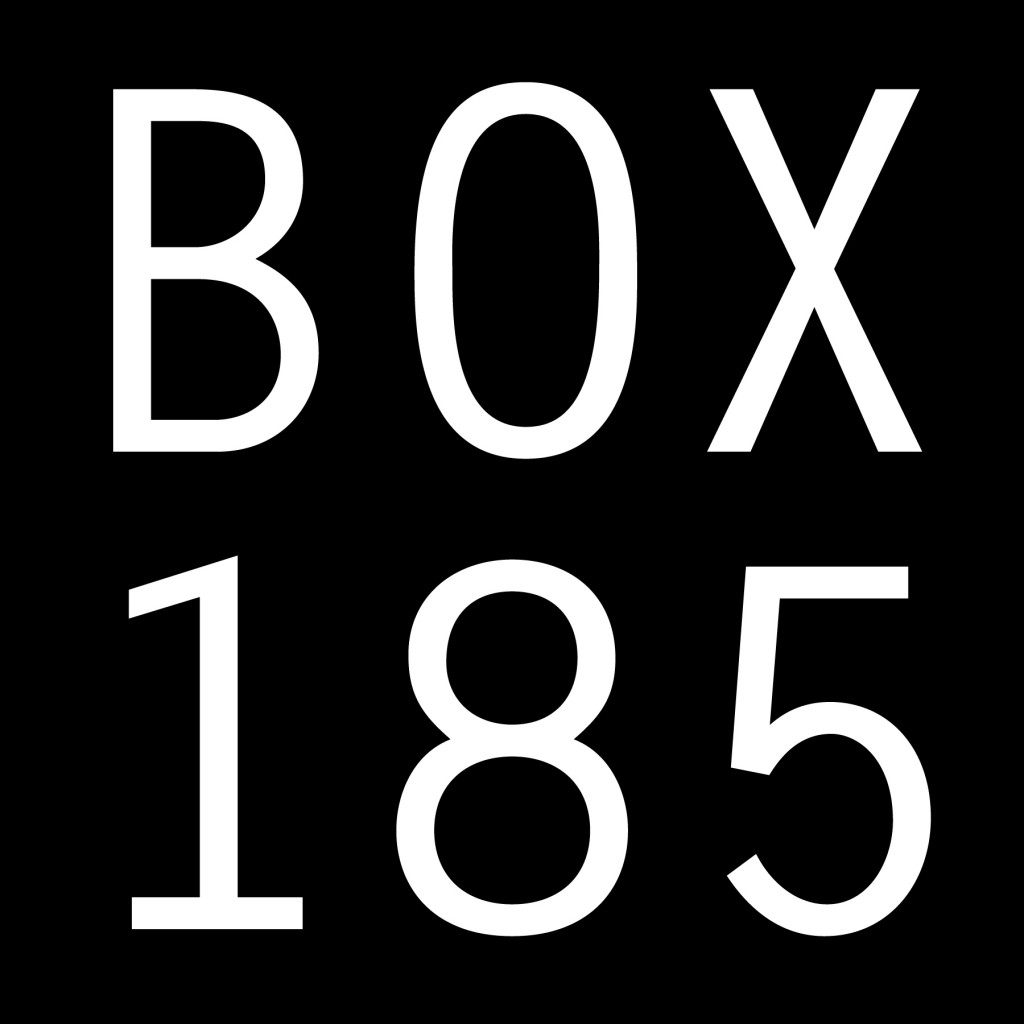 box 185 logo